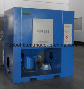 Lb-Cy Self Auto Cleaning Cartridge Filter Dust Collector, Dust Collection Filtration Unit for Multiple Welding/Grinding Dust Extraction System pictures & photos
