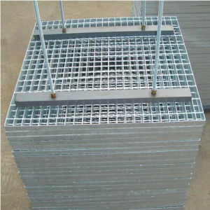 Hot-DIP Galvanized Floor Steel Bar Grating pictures & photos