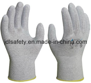 Carbon Fiber Anti-Cut Work Glove (PC8103) pictures & photos