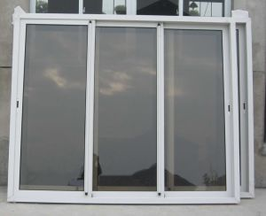 Three Track Sliding Door pictures & photos