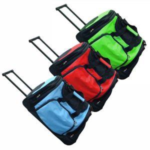 Trolley Duffel Wheel Bag for Sports Travel School (UBD14038)