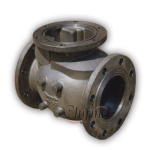 OEM Sand Casting Valve Body Foundry Cast Iron pictures & photos