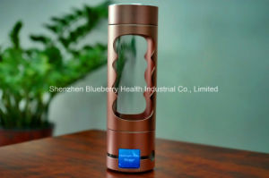 Hydrogen Water Bottle with Mini Titanium Plates to Produce High Negative Potention and High Hydrogen Water pictures & photos