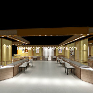 Jewelry Store Showcase/Store Fixture/Sales Counter