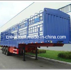 Sinotruk Cargo Semi-Trailer (QDZ9401CLX) pictures & photos