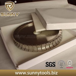 High Quality Cheap Custom Diamond Bullnose Profile Wheel pictures & photos