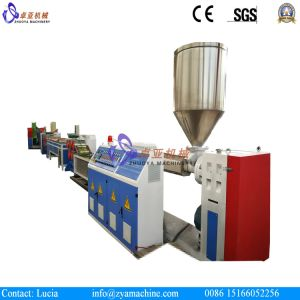 Plastic Wire Drawing Machine for Rope/Broom/Net/Brush Filament Production Line pictures & photos