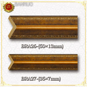 Polystyrene Picture Frame Moulding (BRA26-7, BRA27-7) pictures & photos