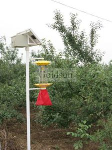 Pesticide Saving, Pesticide Residue Reduction, Environmental Protection Solar Insect Killer pictures & photos