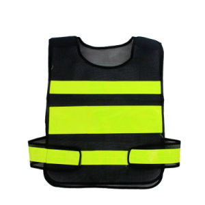 High Quality Green Safety Reflective Clothing (RV-A19-005)