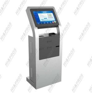 "17"" 19"" Kiosk Payment Machine with Printer, Barcode Reader"