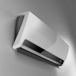 Deluxe Wall Mounted Ceramic Fan Heater (GF-3010L)