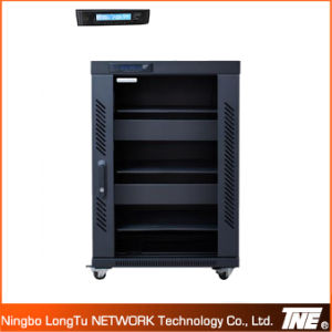 Network Cabinet with Temperature Sensor on The Top pictures & photos