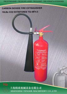 10lb, 4.5kg CO2 Fire Extinguisher -Ck45 Steel pictures & photos