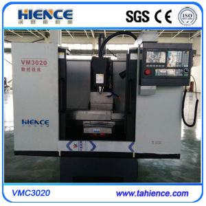 Mini Small CNC Milling Machine for Small Parts Vmc3020 pictures & photos