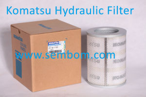 High Performance Hydraulic Oil Filter for Komatsu PC60, PC210 Excavator/Loader/Bulldozer