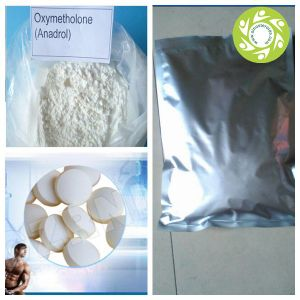Anadrol Oral Androgenic Steroid to Increase Muscle Mass Anadrol / 434-07-1 pictures & photos