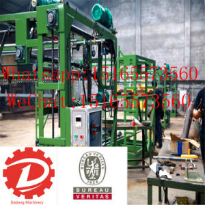 Automatic Servo Put Plate Together Machine Felt Board Machinery for Plywood Veneer pictures & photos
