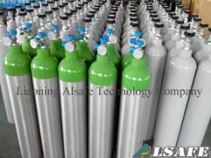 Factory High-Pressure Oxygen Cylinder Aluminium pictures & photos