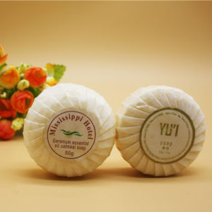 9g, 12g, 15g, 20g, 25g, 30g Transparent Soap // Hotel Soap // Cheap Hotel Soap // Flow Packed Soap // Hotel Soap 3 pictures & photos