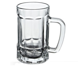 550ml Glass Beer Mug (BM028)