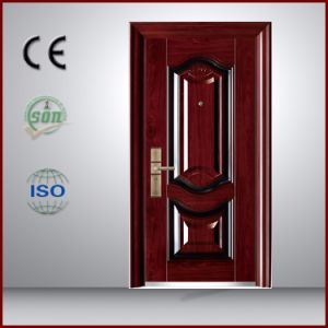 Luxury Design Commercial Used Security Door for Home pictures & photos
