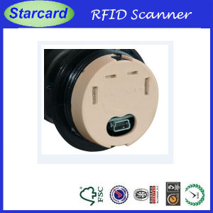Stick Type Lf Passive Tag Handheld Long Range RFID Reader pictures & photos