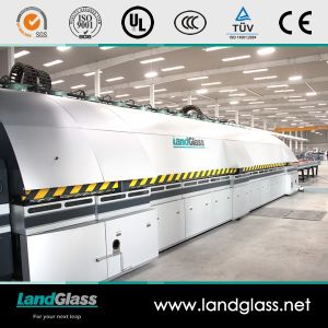 Landglass Forced Convection Tempered Glass Making Machinery pictures & photos