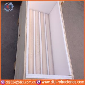 High Pure 99.7% Alumina 1800c Refractory Ceramic Tube pictures & photos