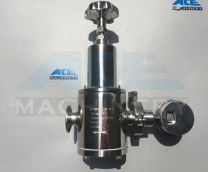 Stainless Steel Sanitary Safety Valve Pressure Relief Valve (ACE-AQF-3S) pictures & photos