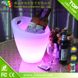 LED Lighted Ice Bucket pictures & photos