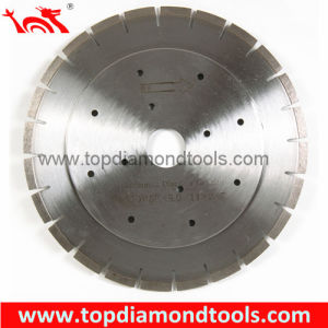 Horizontal Cutting Diamond Saw Blades for Granite and Marble pictures & photos