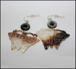 High Quality Faction Newest Shell Drop Earring pictures & photos