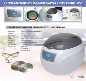 Digital Ultrasonic Cleaner with 5 Cycles Adjustable (JP-900S) pictures & photos