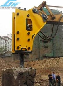 Hydraulic Breaker for Excavator (GHE-HB-02-A) pictures & photos