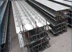 Galvanized Steel-Bar Truss Deck Floor Sheet for Building pictures & photos