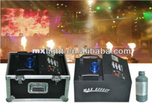 Durable Best Selling 600W Double Haze Machine pictures & photos