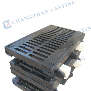 Cast Iron Gully Grating pictures & photos