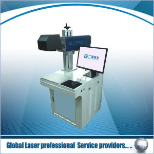 High Precise Fiber Laser Marking Machine 10W 20W pictures & photos