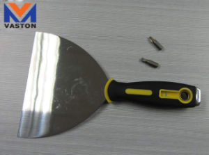 Putty Scraper (VT-7303) , Mason Scraper, Building Tool pictures & photos