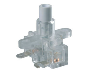 Transparent Push Button Switch for Extension Cord for India Market pictures & photos