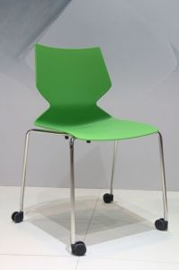 New Design Stackable Mobile Office Chair pictures & photos