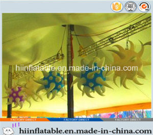 2015 Hot Selling Decorative LED Lighting Inflatable Star 0051 for Event, Celebration