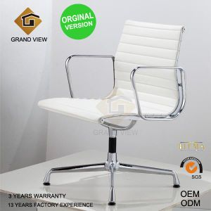 Orginal Version Leather Swivel Office Meeting Chair (GV-EA108) pictures & photos