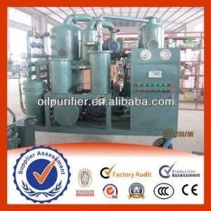 High Vacuum Transformer Oil Regeneration Purifier Machine Zyd-I pictures & photos