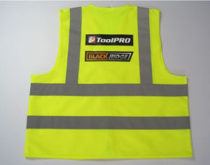 Green Orange Brightly-Colored Safety Vests (CC-V03) pictures & photos