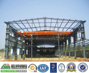 Designed Steel Structure Prefabricated Workshop Shed pictures & photos
