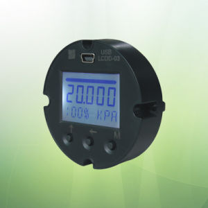 Loop Powered LCD Display (LCDD-03) for Temperature Transmitter