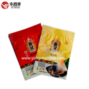 Food Plastic Packaging Retort Pouch for China Zongzi
