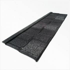 Stone Coated Metal Roof Tiles-Flat Tile pictures & photos